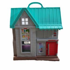 Mattel Little People 2017 Big Helpers Home